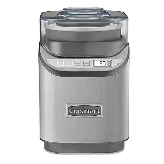 Cuisinart ICE-70 Electronic Ice Cream Maker Now .82 (Was 0.00)