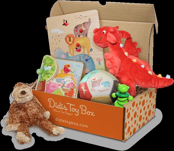 Didi's Toy Box