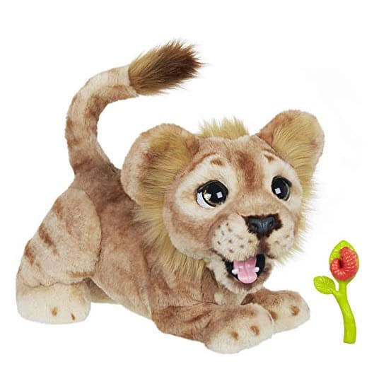 Hasbro Disney The Lion King Mighty Roar Simba Now .99 (Was .99)
