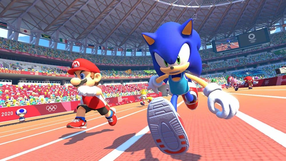 Mario & Sonic at the Olympic Games Tokyo 2020 - Nintendo Switch .99 (Was )