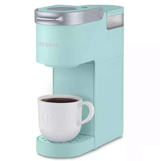 Keurig K-Mini Single-Serve K-Cup Pod Coffee Maker Now .99 (Was )