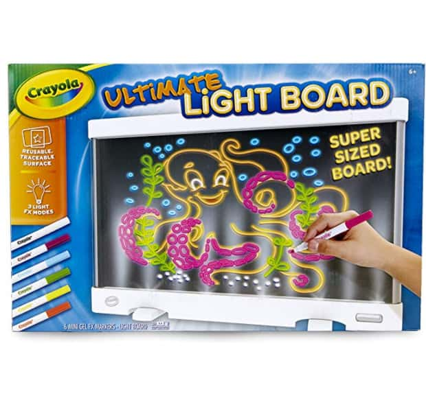 Crayola Ultimate Light Board, Drawing Tablet Now .99 (Was .99)