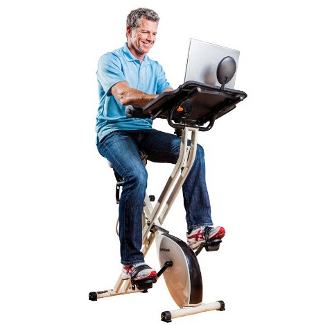 FitDesk 2.0 Desk Exercise Bike Now $132.65 (Was $300) **Lowest Price EVER**