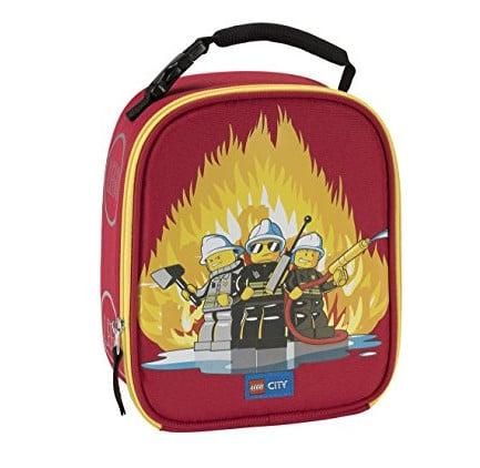 LEGO Kids City Fire Lunchbox