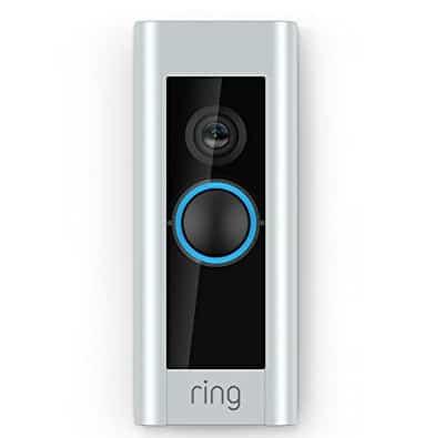 Certified Refurbished Ring Video Doorbell Pro, Works with Alexa Now 9.00 (Was 4.00)