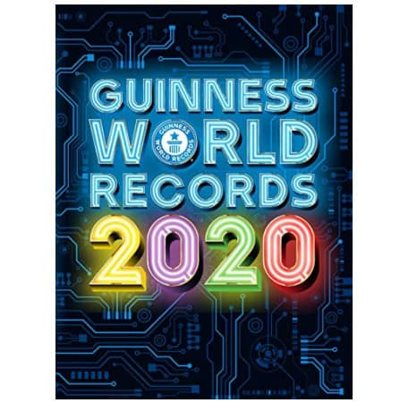 Guinness World Records 2020 Book Now .49 (Was .95)