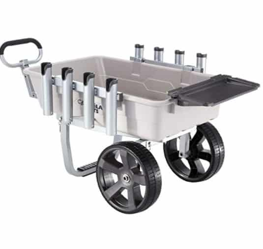Gorilla Carts GCO-5FSH Poly Bed Fish & Marine Cart Now .16 (Was 9.99)