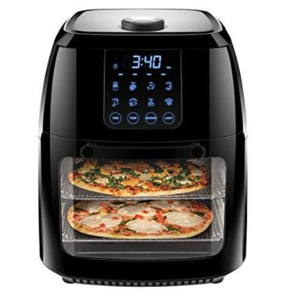 Chefman 6.3 Quart Digital Air Fryer+ Rotisserie Now $89.99 (Was $124.99)