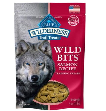 Blue Buffalo Wilderness Trail Treats Wild Bits Dog Treats Now $1.75 (Was $7.99)