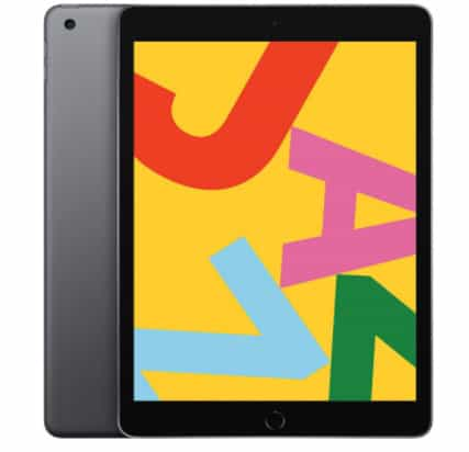 New Apple iPad (10.2-Inch, Wi-Fi, 128GB) - Space Gray Now 9.99 (Was 9.00)