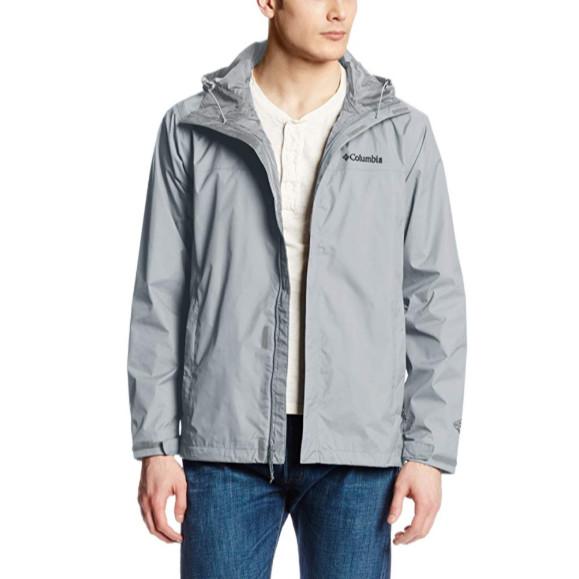 Columbia Men's Watertight II Rain Jacket Now $26.32 (Was $90.00)