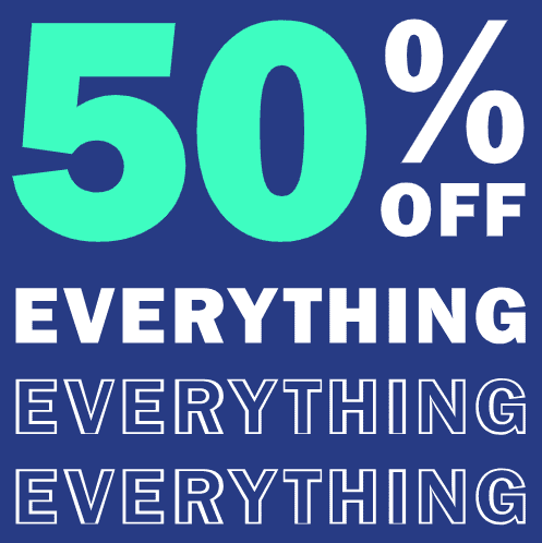 Old Navy, Gap, and BR ~ Extra 50% Off EVERYTHING