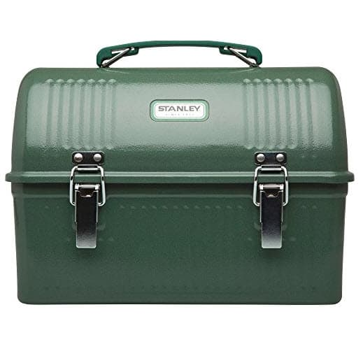 Stanley Classic Lunch Box, Hammer Tone Green, 10-Quart Now .99 (Was .00)