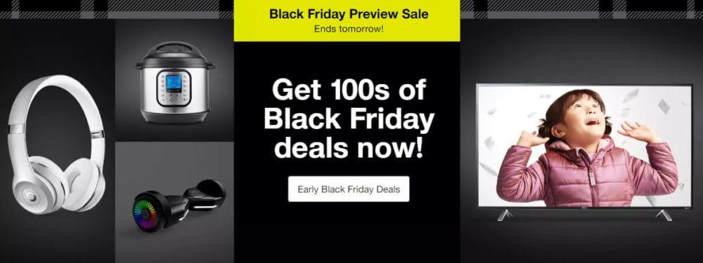 Target & Walmart's Early Black Friday Deals START NOW!