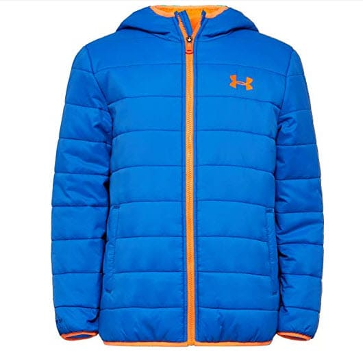 Under Armour Boys' Toddler Pronto Puffer Jacket Now .99 (Was .00)