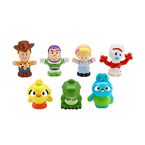 Toy Story Disney 4 Friends Pack by Little People Now .00 (Was )