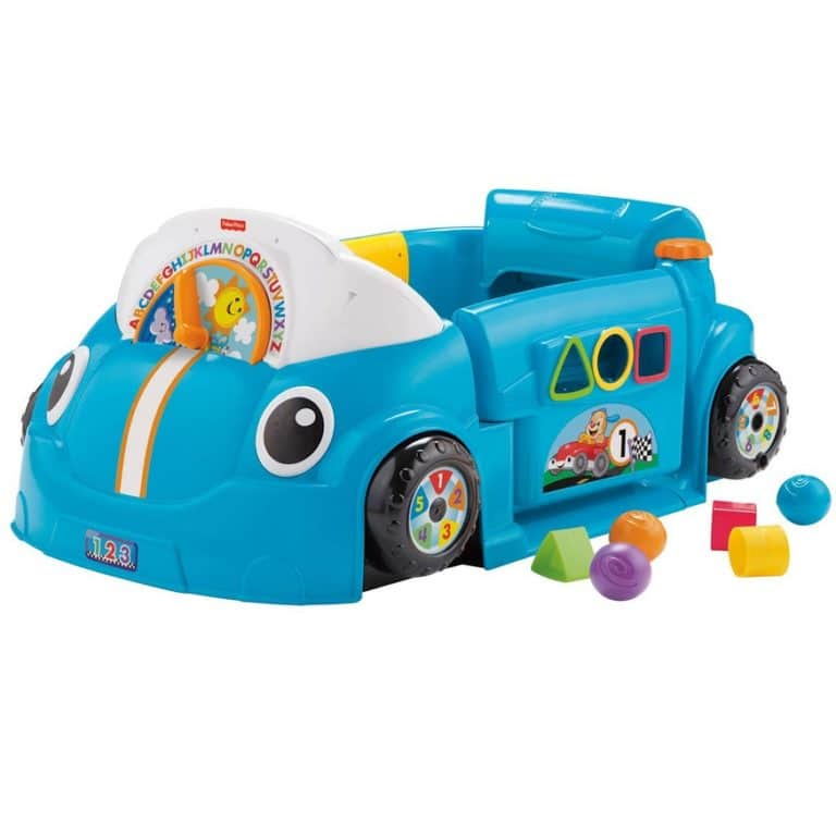 Fisher-Price Laugh & Learn Smart Stages Crawl Around Car Now  (Was .99)