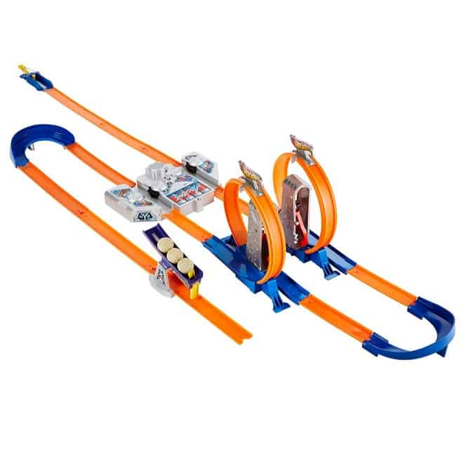 Hot Wheels Track Builder Total Turbo Takeover Track Set Now .99 (Was .99)