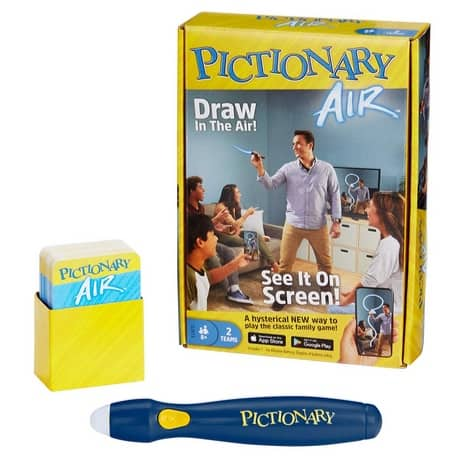 Mattel Games Pictionary Air Now .99
