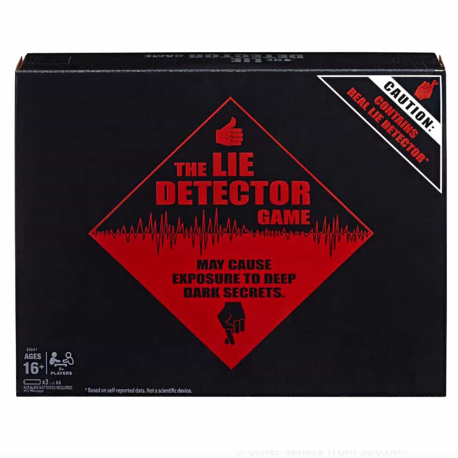 The Lie Detector Game Adult Party Game Now .97 (Was .99)
