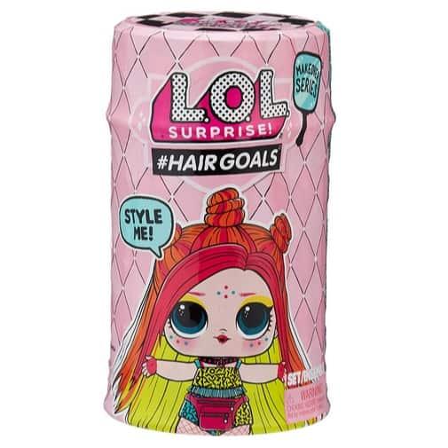 L.O.L. Surprise!! #Hairgoals Makeover Series 2 Now .99