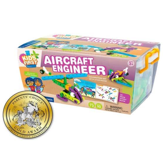 Thames & Kosmos Kids First Aircraft Engineer Kit