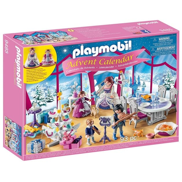 PLAYMOBIL Advent Calendar Christmas Ball Now .99 (Was .99)