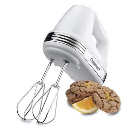 Cuisinart HM-50 Power Advantage 5-Speed Hand Mixer Now .94 (Was .00)