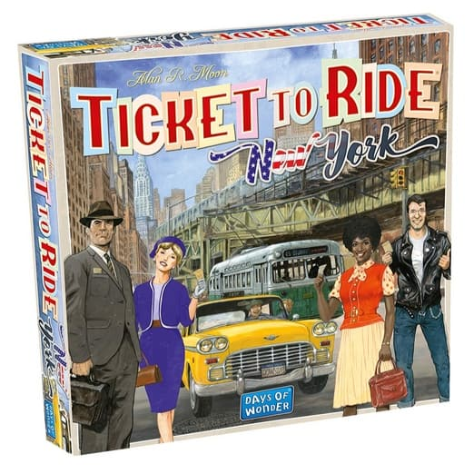 Ticket to Ride: New York Now .59 (Was .99)