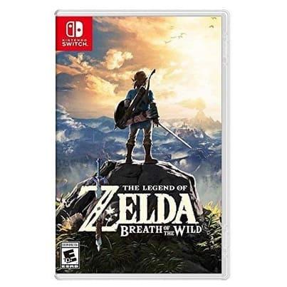 The Legend of Zelda: Breath of the Wild - Nintendo Switch Now .99 (Was .99)