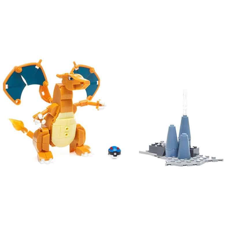 Mega Construx Pokemon Charizard Now .08 (Was .99)