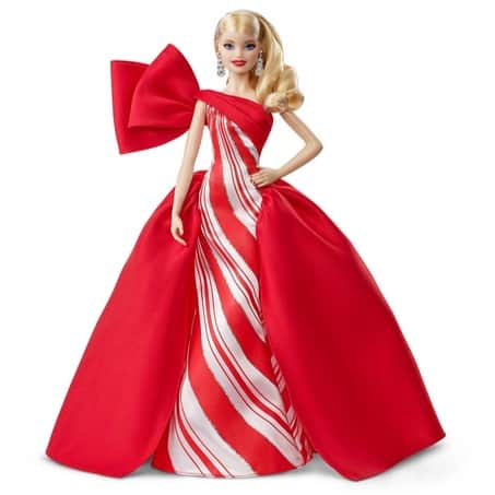 Mattel 2019 Holiday Barbie Doll Now .06 (Was .99)