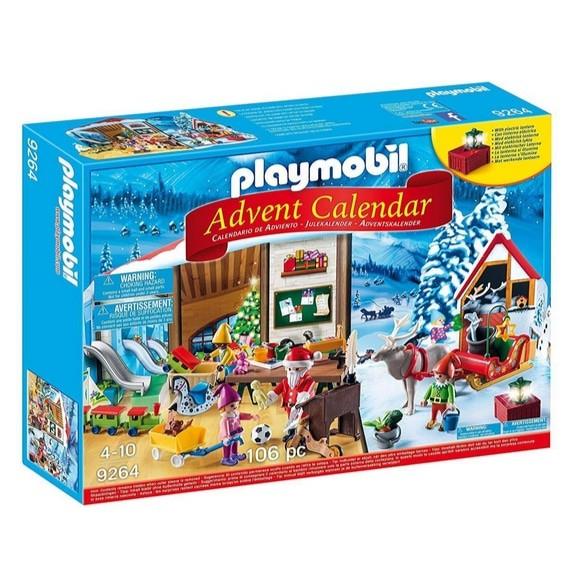 PLAYMOBIL Advent Calendar Santa's Workshop Now .89