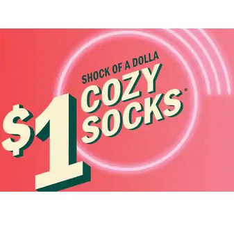 Old Navy Cozy Socks ONLY  ~ Plush Tees from  ~ PJ Pants  **Today Only**