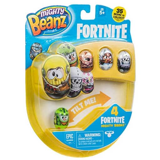 Mighty Beanz Fortnite - 2 Pack (8 Total Beanz) Now .84 (Was .99)