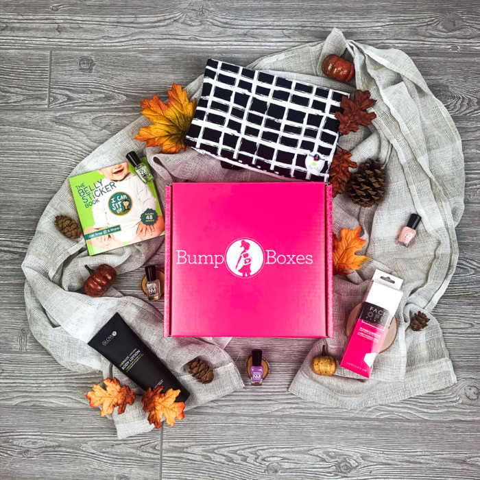 Baby Bump Box Coupon Code | Get up to 50% Off Your First Box - AWESOME New Mom Gift!