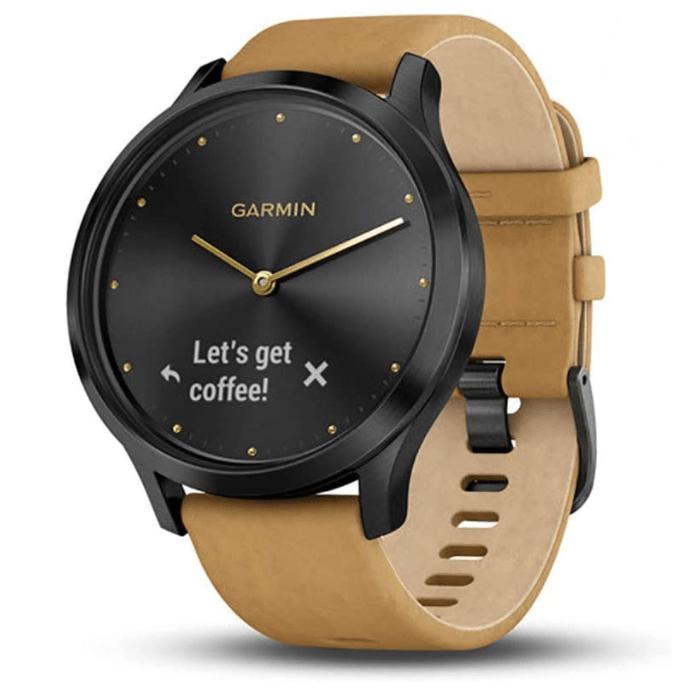 Up to 52% Off Garmin Smart Watches ~  Garmin Vivomove HR Now 6.99 (Was 9.99)
