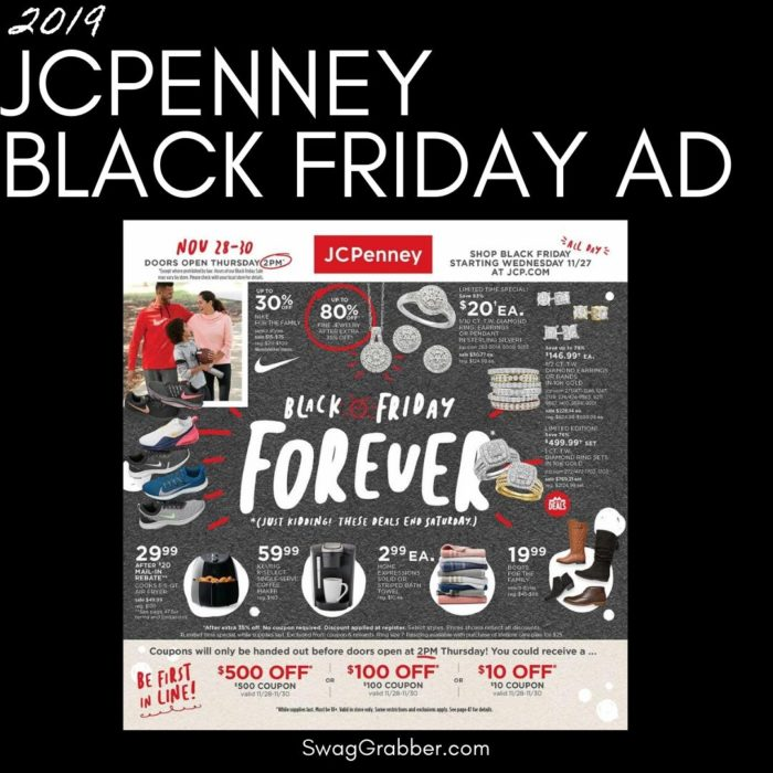 JCPenney Black Friday Deals are LIVE!!!