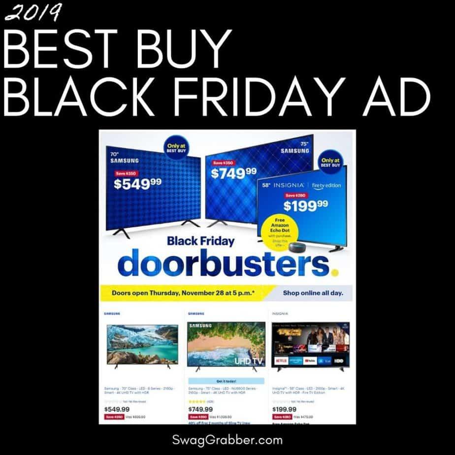 2019 Best Buy Black Friday Ad Scan