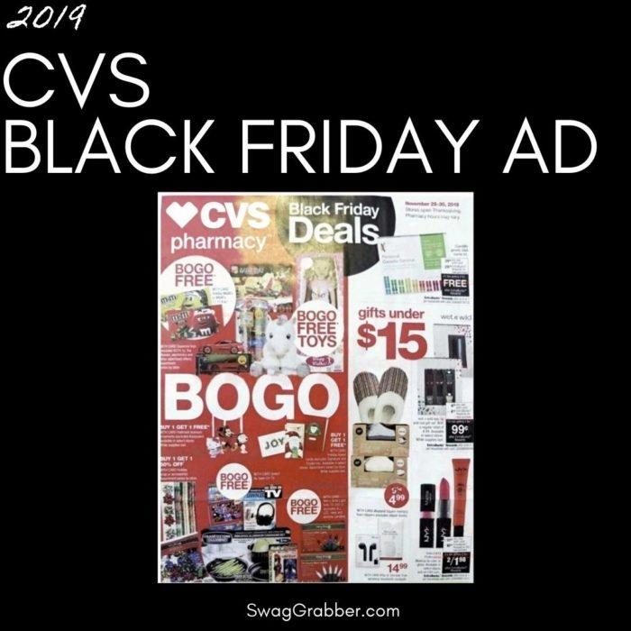 2019 CVS LEAKED Black Friday Ad Scan
