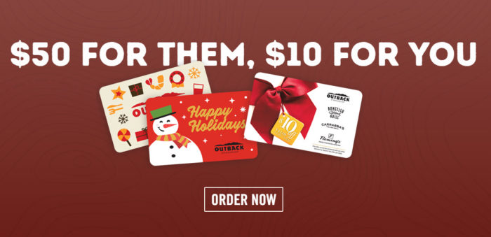 2019 Gift Card Deals and Promotions