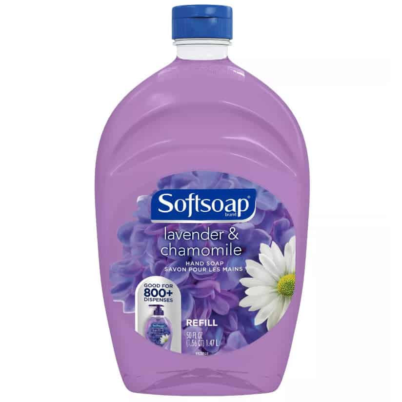 4 Softsoap Liquid Hand Soap Refill 50oz +  Target Gift Card for .96