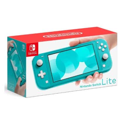 Nintendo Switch Lite 32GB Console ONLY 5 Shipped **Better Than Black Friday Price**