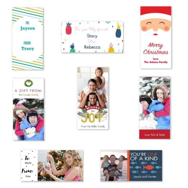 Free Gift Tags at Walgreen's