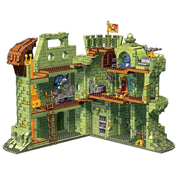 Mega Construx Masters of the Universe Castle Grayskull Now 9.99 (Was 9.99)