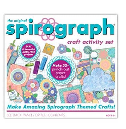 Spirograph Craft Activity Set Now .38