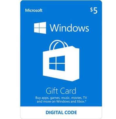 Possible FREE  Microsoft eGift Card