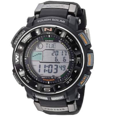 Casio Men's Pro Trek Solar Digital Sport Watch Now 5.00 (Was 0)