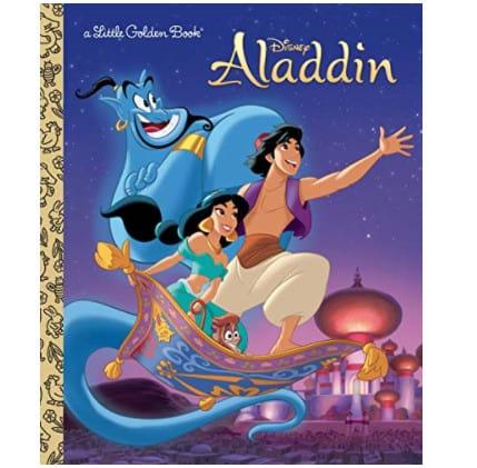 Disney Aladdin Little Golden Book Now .79 (Was .99)