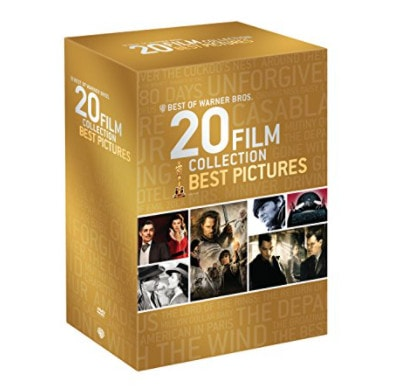 Best of Warner Bros 20 Film Collection: Best Pictures Now .96 (Was .92)